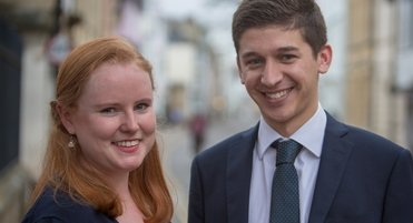Young Artist Platform Winners 2018: Harriet Burns & Michael Pandya - Nachtlied
