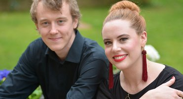 Oxford Lieder Young Artist Platform Lotte Betts Dean & Joseph Havlat